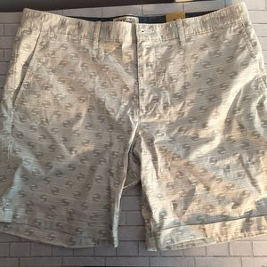 Men's Original Penguin Slim Fit Shorts Size 38 New